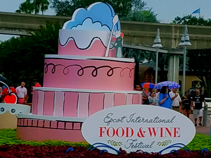 2017 Epcot Food and Wine Festival Strategies and Tips