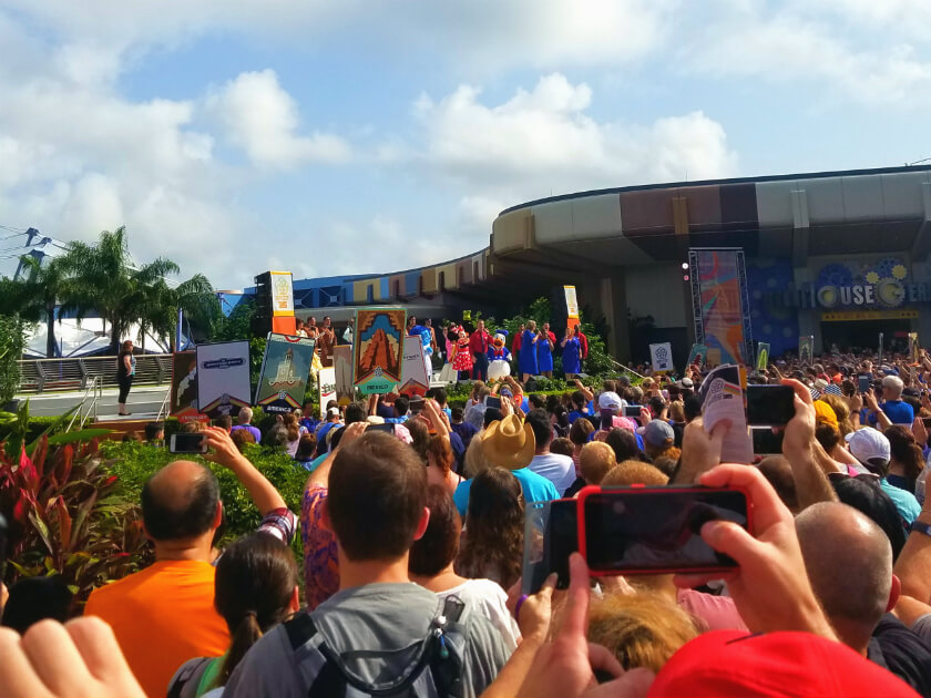 Epcot 35 Recap and Tips for Future Disney Special Events