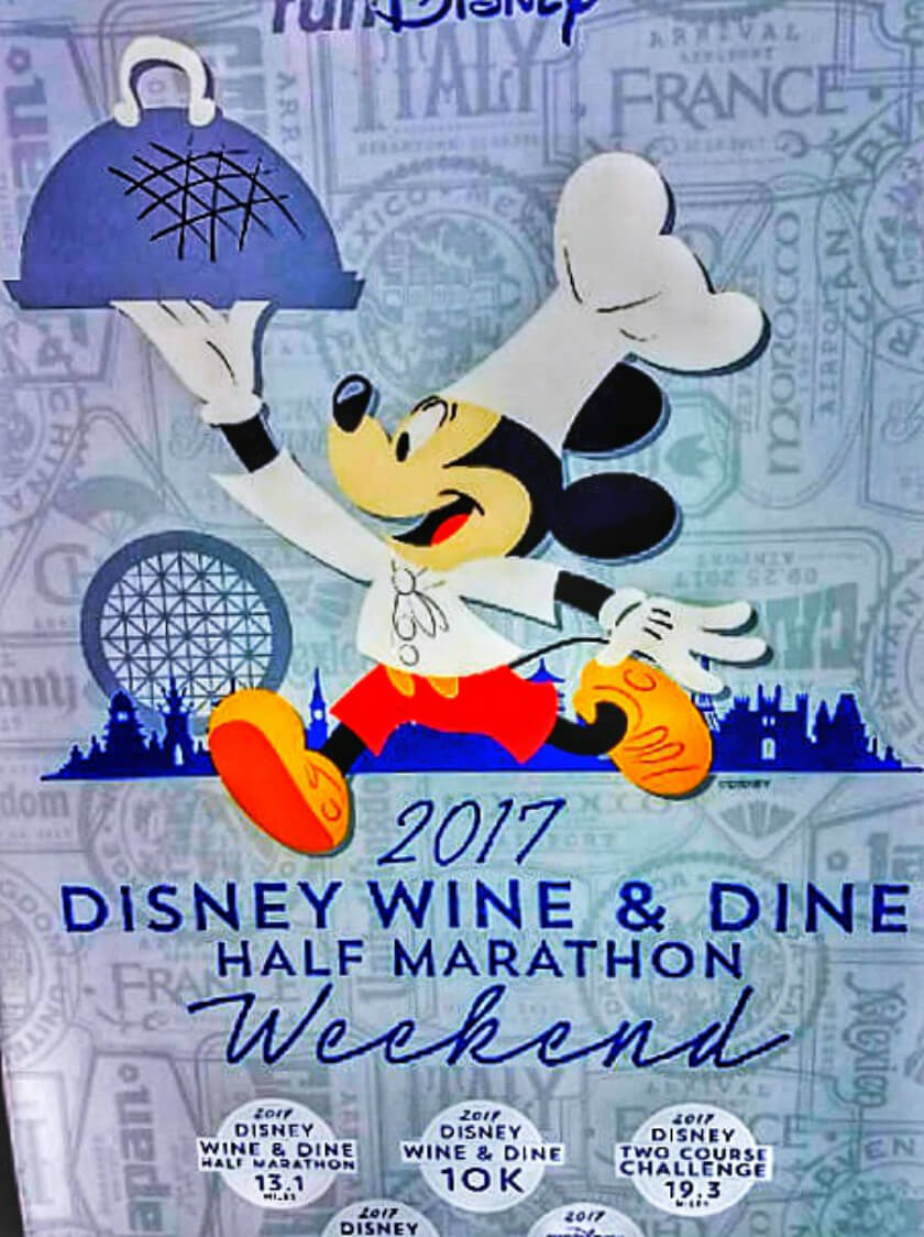 Wine and Dine Weekend 2017