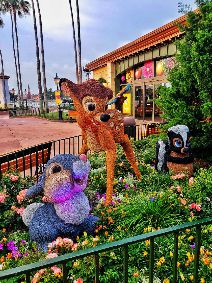 Bambi Topiaries
