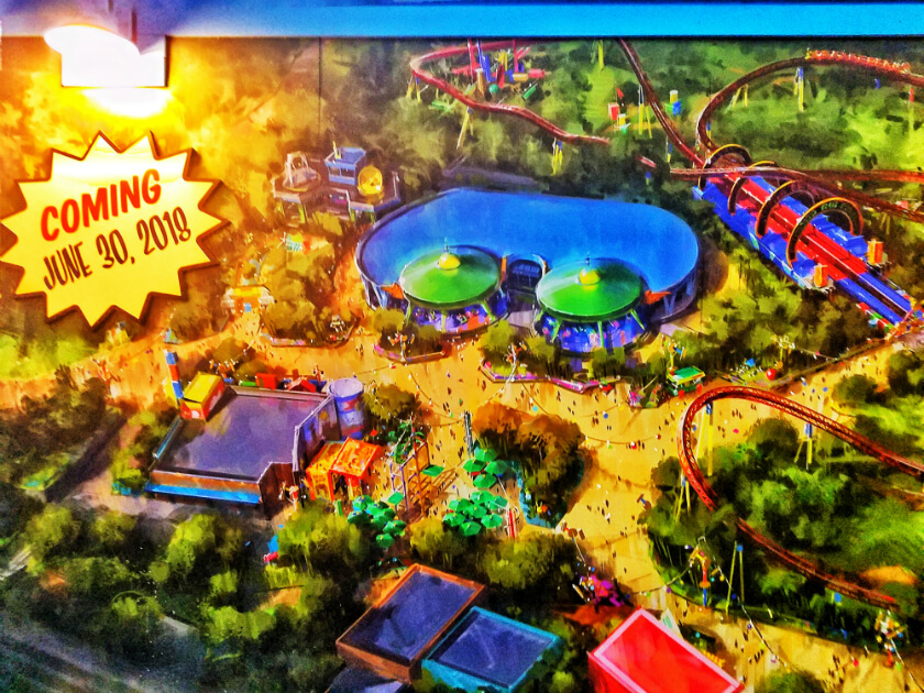 Toy Story Land Coming Soon