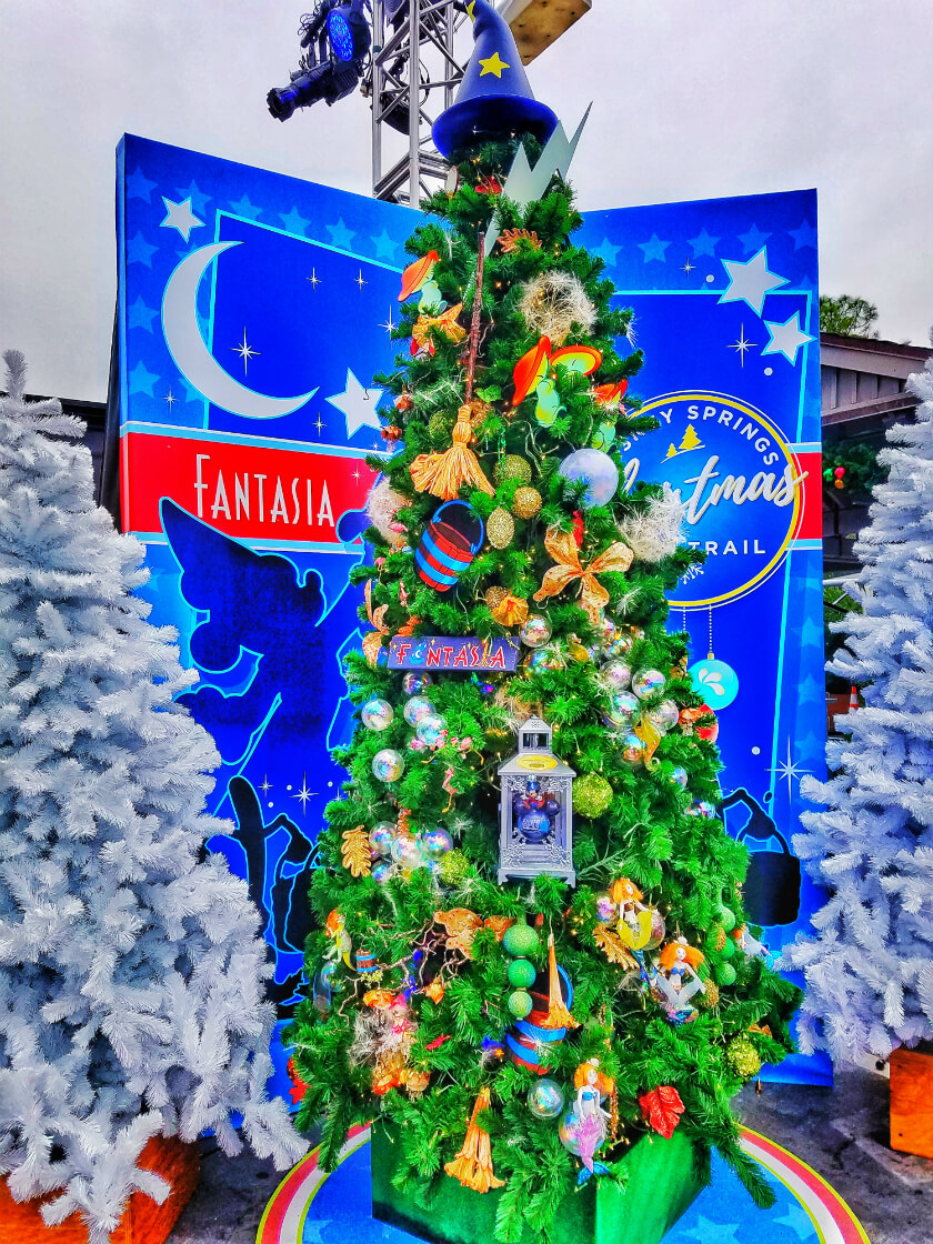 Fantasia Christmas Tree